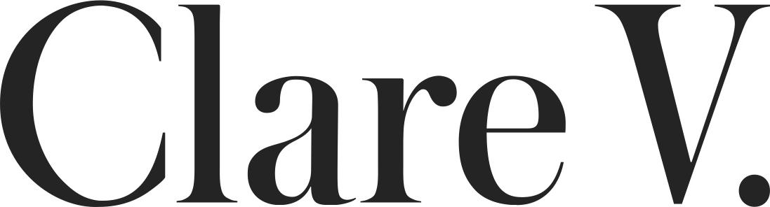 Clare V. logo