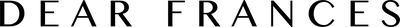 Dear Frances logo